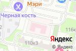 Схема проезда до компании Частный вебмастер в Москве