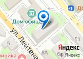Адвокатский кабинет Попрядухина И.В. на карте