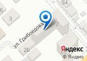 Экспертно-криминалистический центр г. Новороссийск на карте