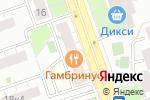Схема проезда до компании Мир Садовода в Москве