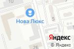 Схема проезда до компании ТВ Экспресс, журнал в Донецке