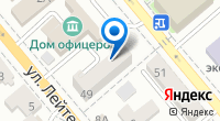 Компания Синтез на карте