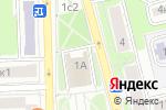 Схема проезда до компании Черная невеста в Москве