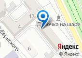 Адвокатский кабинет Тарановского Д.Э. на карте
