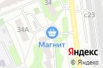 Схема проезда до компании Дом быта в Домодедово