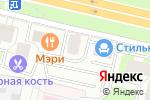 Схема проезда до компании ОРТОПЕDИЯ в Москве