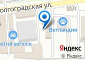 Электро ЛИНК на карте