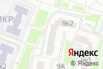 Схема проезда до компании Магазин нижнегоо белья в Москве