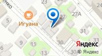 Компания НовоБус на карте