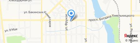 Элит Буд на карте Донецка