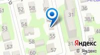 Компания Парадиз на карте