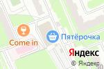 Схема проезда до компании Протвинский мясокомбинат в Домодедово