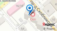 Компания Новорос Сервис на карте