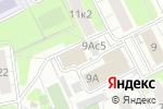 Схема проезда до компании Везёт в Москве