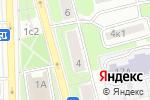 Схема проезда до компании Измайлово в Москве