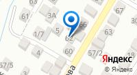 Компания Альфа-Сервис на карте