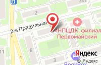 Схема проезда до компании Издательство Кворум в Москве