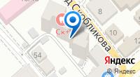 Компания Новороссийский комплексный центр социального обслуживания населения, ГБУ на карте