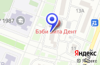 Схема проезда до компании АПТЕКА ФАРМАЦИЯ XXI ВЕК в Москве