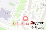Схема проезда до компании ГудОптика в Москве