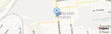 Донецкформиздат АОЗТ на карте Донецка