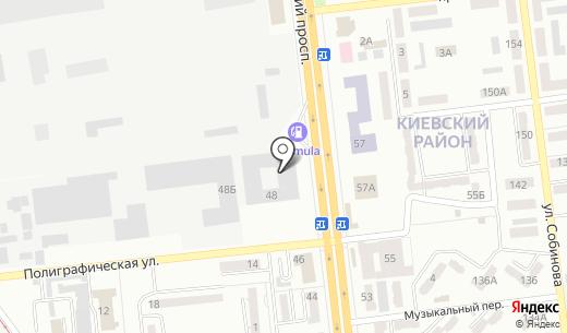 Лучшие судоку. Схема проезда в Донецке
