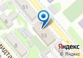 ПИК-Проект на карте
