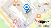 Компания Агент-Контейнер на карте