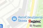 Схема проезда до компании SKDauto в Москве