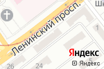 Схема проезда до компании Нега в Донецке