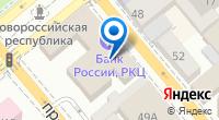 Компания Прокуратура г. Новороссийска на карте