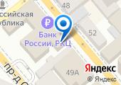 Прокуратура г. Новороссийска на карте