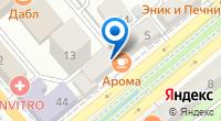 Компания Кавказский Дворик на карте