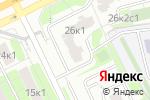 Схема проезда до компании МИр деревенской мебели в Москве