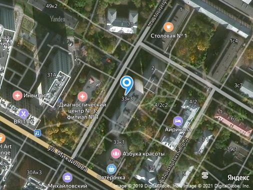 Сдаем комнату, 47 м², Москва, улица Михайлова, 33к3