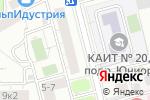 Схема проезда до компании Суши Wok в Москве