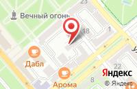 Схема проезда до компании San studio Али в Новороссийске