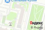 Схема проезда до компании Профи Дент в Москве