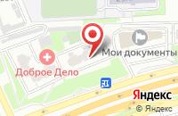 Схема проезда до компании Геодезический Центр Землеустройства и Картографии  в Москве