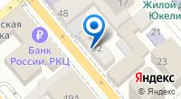 Компания Оптик плюс на карте