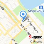 ZIM RUSSIA на карте Новороссийска