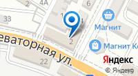 Компания SatMaster на карте