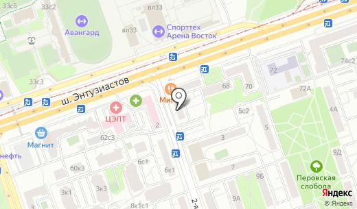 Магазин джинсовой одежды. Схема проезда в Москве