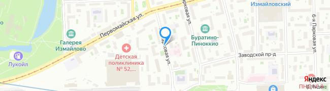 улица Парковая 1-я