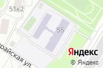 Схема проезда до компании Средняя общеобразовательная школа №777 с дошкольным отделением в Москве