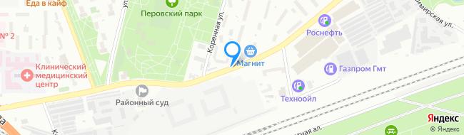 Кусковская улица