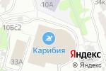 Схема проезда до компании Центр гимнастики Юлии Барсуковой в Москве