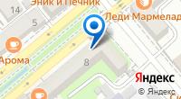 Компания Barco на карте