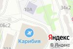 Схема проезда до компании Школа балета в Москве