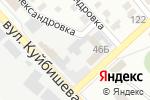 Схема проезда до компании Трубоцентр в Донецке